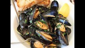 Drunken Mussels Recipe - Mussels ...