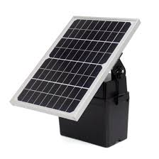 China Solar Powered Electric Fence Charger China Electric Fence System Electric Fence