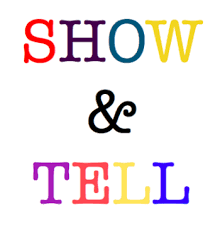 Public Show and Tell — U.S. Department of Arts and Culture