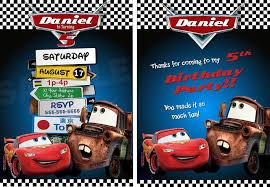 Cars 2 Invitations Printable Free Invitaciones De Cumpleanos