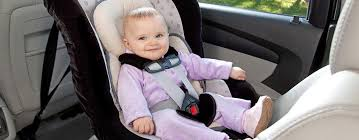 infant head support for car seat