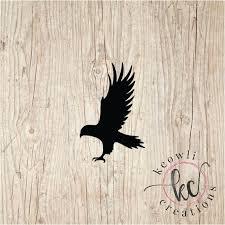 Hawk Vinyl Decal Etsy