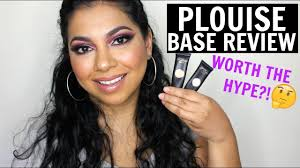plouise eyeshadow base review