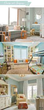Room Sharing Unisex Toddler Room Inspiration Hellobee Unisex Kids Room Turquoise Room Kid Room Decor