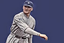 Walter Johnson: The hardest throwing pitcher in baseball history — Baseball  Egg