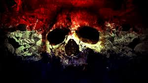 free skull wallpaper picture at misc