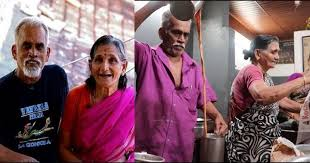 The Incredible Journey Of This Elderly Couple Who Fund Their Global Trips  Through Their Tea Stall