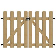 Yardlink Yardlink Cedar Wood Fence Gate 34 In H X 44 In W In The Wood Fence Gates Department At Lowes Com