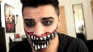scary mouth tutorial alex faction