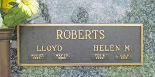ROBERTS, JAMES LLOYD - Benton County, Arkansas | JAMES LLOYD ...