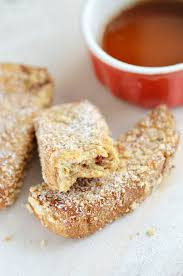 homemade french toast sticks finding zest