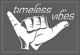 Timeless Vibes Apparel Hang Loose Good Positive Vibes Decal Car Wall Sticker Ebay