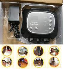 Wireless Pet Fence Containment Systems Waterproof Remote Vibration Shock Collar Electronic Dog Training Collars For All Dogs Training Collars I64423cx81745 I64423cx81745 41 95 Handmade Ceramics Golden Retriever Lovely Tea Pet Dogs