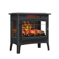 outdoor electric fireplace com