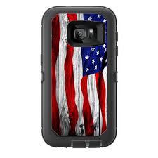 Skins Decals For Smok Mag Tfv12 Prince Tank Vape American Flag On Wood For Sale Online Ebay