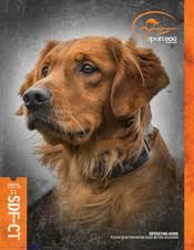 Sportdog Sdf Ct Manuals Manualslib