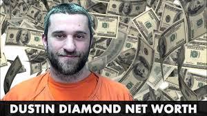 Dustin Diamond Net Worth 2019