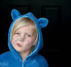 easy no sew care bears costume carrie