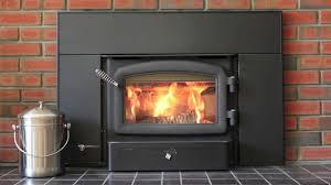 wood burning insert installations