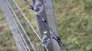 Galvanised Steel Fence Posts Can Last Up To 40 Years Farmers Weekly