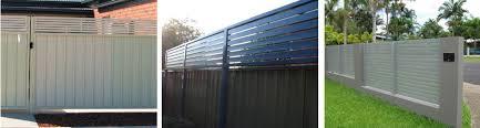 Smartslat Steel Slats The Smart Alternative To Timber For Fences And Gates Steel Fencing Louvre Panels Steel Slat Gates