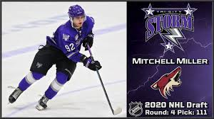 Mitchell Miller Nhl Draft - Mitchell ...