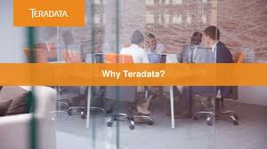 Why our customers choose teradata.