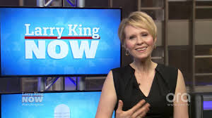 If You Only Knew: Cynthia Nixon | Larry King Now