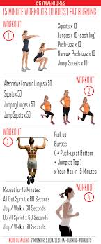 5 best fat burning workouts you can do