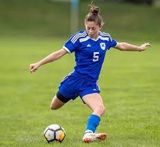 Girls' V Soccer Doubles Up St. James   Mercersburg Academy