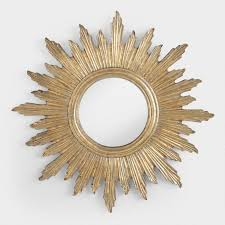 gold sunburst mirror amazing home