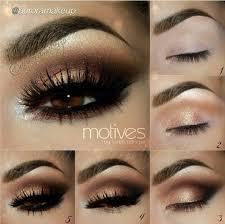 smoky eye makeup
