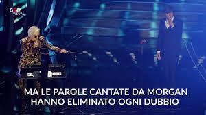 Sanremo 2020, Morgan e Bugo squalificati: le reazioni social dopo ...