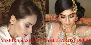 yashika makeup artist wedding makeup