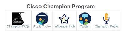 Cisco Champion Program