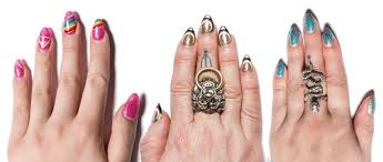 finger bang s wild nail art portland