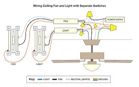 bathroom fan and light wiring