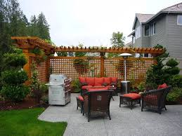 Privacy Landscaping Archives Good Gardening Small Backyard Landscaping Backyard Privacy Backyard Design