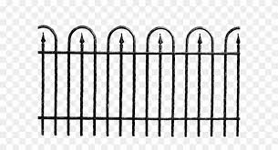 Creepy Clipart Fence Fence Png Download 920348 Pinclipart
