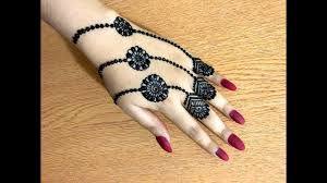 eid easy simple mehndi design
