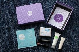 bellabox beauty subscription box review