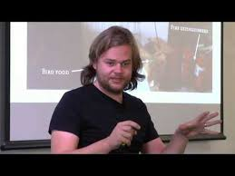 By The Blue Sea Managing Chef | Sven Mede | Talks Google - YouTube