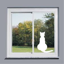 Cat Wall And Window Decal Sticker Cat Vinyl Vector Mural For The Home Removable Cat Decals Official Site Trendy Wall Designs