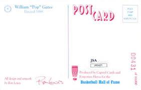 2009 Panini Basketball Hall of Fame Black Border 28 Pop Gates Harlem  Renaissance Basketbal eastcountytoday.net