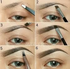 perfect eyebrows eyebrow tutorials