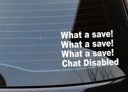 Car Decal Chat Disabled For 3 Seconds Know Your Meme