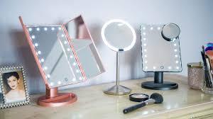 best led vanity makeup mirror