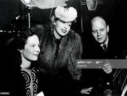Miss, Adele Dixon, musical comedy and revue actress, Miss, Evel Burns...  News Photo - Getty Images