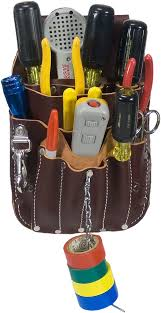 telecom pouch occidental leather