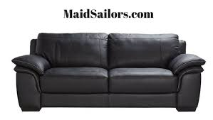 maintain clean your leather couch